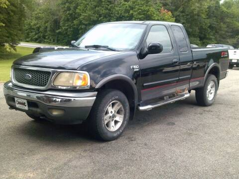 2002 Ford F-150 for sale at Clucker's Auto in Westby WI