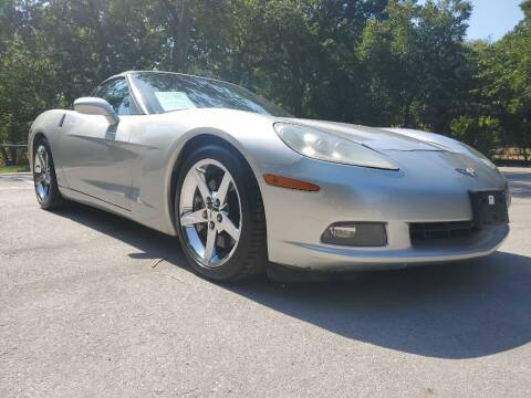2007 Chevrolet Corvette for sale at Thornhill Motor Company in Lake Worth TX