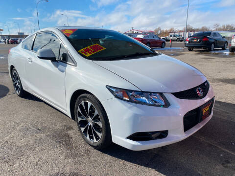 2013 Honda Civic for sale at Top Line Auto Sales in Idaho Falls ID