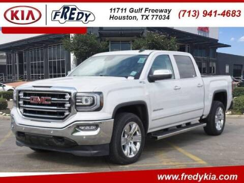 2017 GMC Sierra 1500 for sale at FREDYS CARS FOR LESS in Houston TX