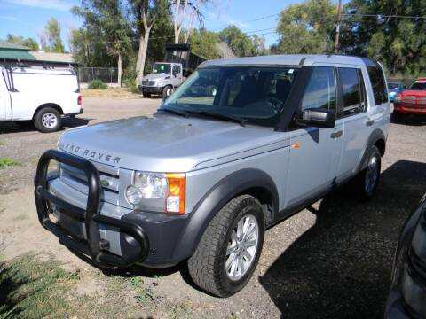 2008 Land Rover LR3 for sale at Cimino Auto Sales in Fountain CO
