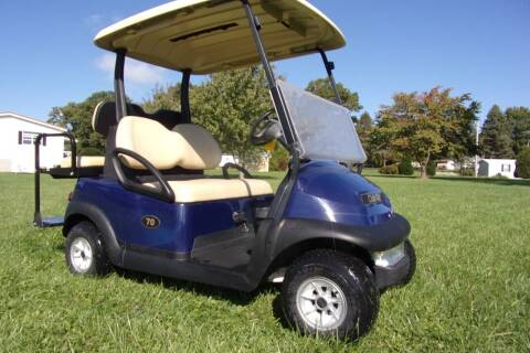 2006 Club Car Precedent 4 Passenger 48Volt for sale at Area 31 Golf Carts - Electric 4 Passenger in Acme PA