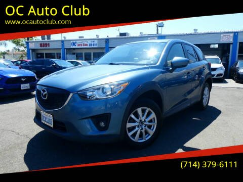 2014 Mazda CX-5 for sale at OC Auto Club in Midway City CA