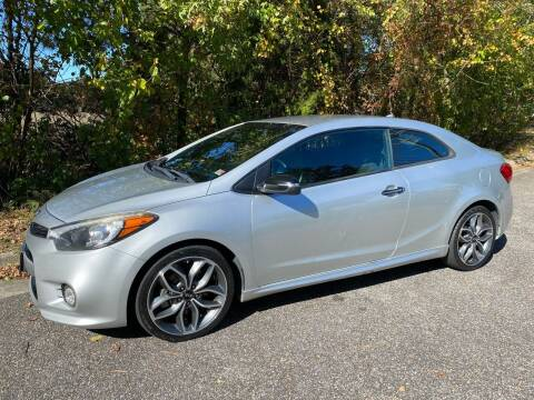 2014 Kia Forte Koup for sale at Coastal Auto Sports in Chesapeake VA