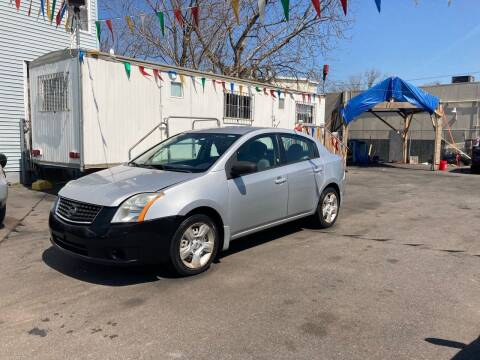 2007 Nissan Sentra for sale at 21st Ave Auto Sale in Paterson NJ