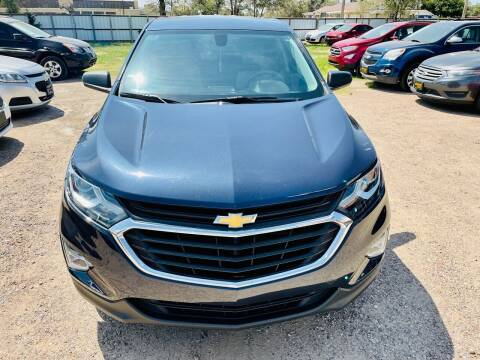 2018 Chevrolet Equinox for sale at Good Auto Company LLC in Lubbock TX