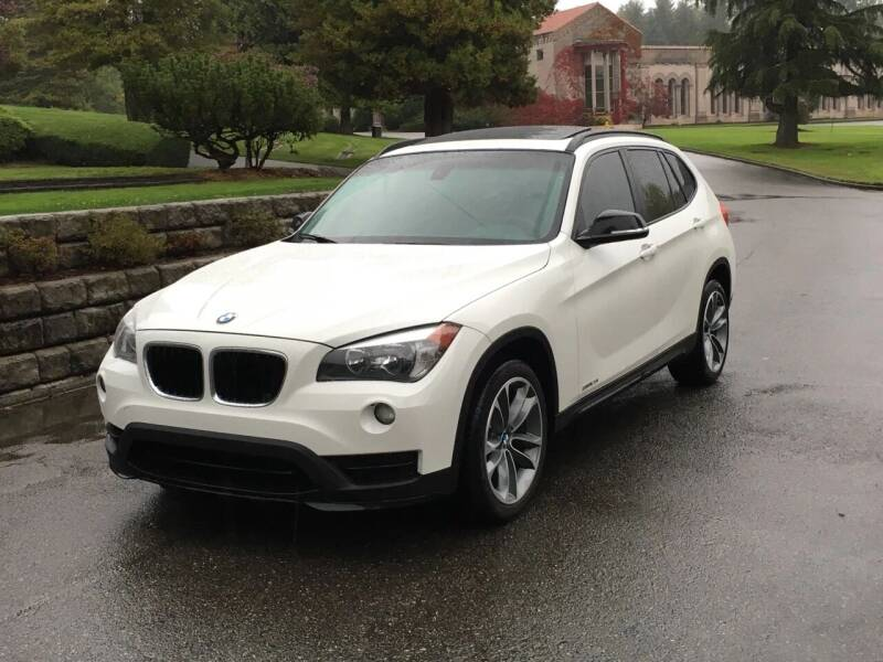 2015 BMW X1 for sale at First Union Auto in Seattle WA