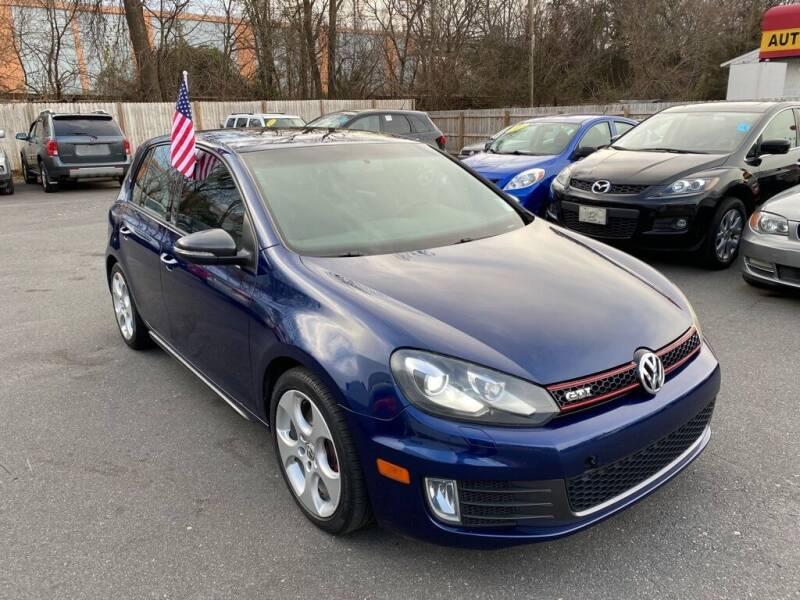 2010 Volkswagen GTI for sale at Auto Revolution in Charlotte NC