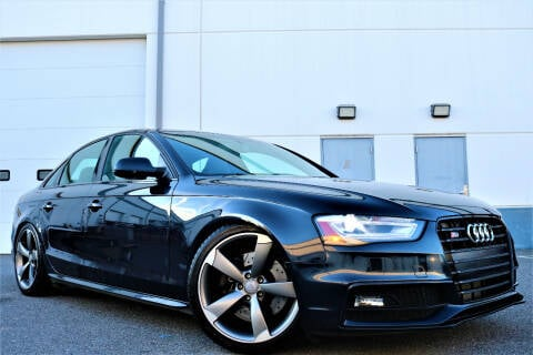 2014 Audi S4 for sale at Chantilly Auto Sales in Chantilly VA