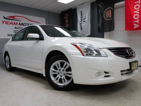 2010 Nissan Altima for sale at TEAM MOTORS LLC in East Dundee IL