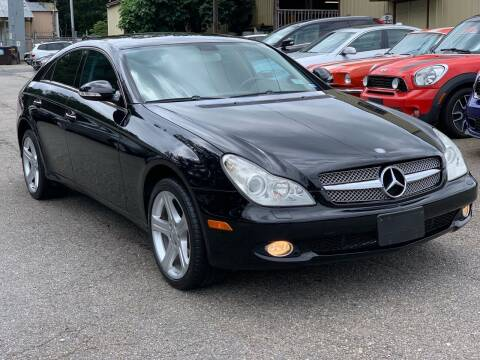 2008 Mercedes-Benz CLS for sale at MVP Auto LLC in Alpharetta GA