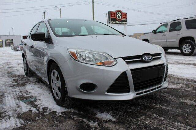 2012 Ford Focus for sale at B & B Car Co Inc. in Clinton Twp MI