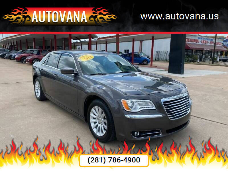 2013 Chrysler 300 for sale at AutoVana in Humble TX