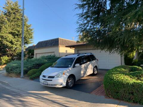 2005 Toyota Sienna for sale at Blue Eagle Motors in Fremont CA