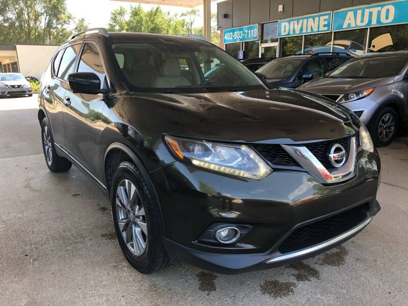2016 Nissan Rogue for sale at Divine Auto Sales LLC in Omaha NE