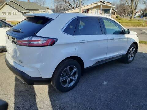 2020 Ford Edge for sale at Albia Motor Co in Albia IA