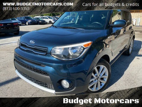 2017 Kia Soul for sale at Budget Motorcars in Tampa FL