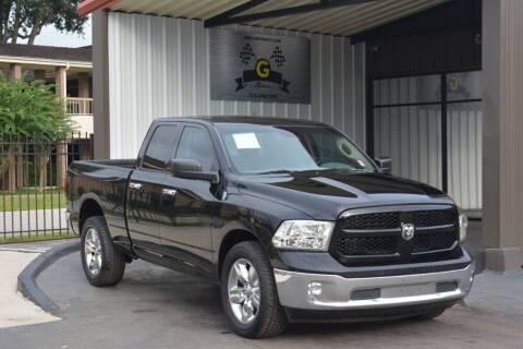 2014 RAM Ram Pickup 1500 for sale at G MOTORS in Houston TX