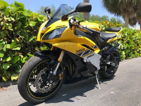 2006 Yamaha YZF-R6 for sale at DS Motors in Boca Raton FL