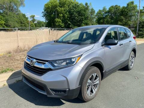 2019 Honda CR-V for sale at ONG Auto in Farmington MN