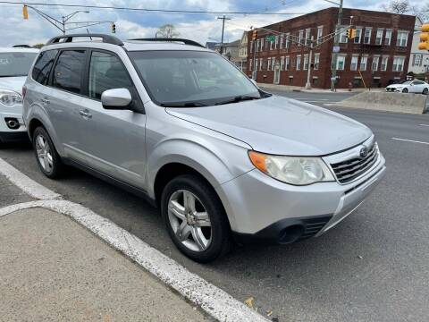 2009 Subaru Forester for sale at G1 AUTO SALES II in Elizabeth NJ