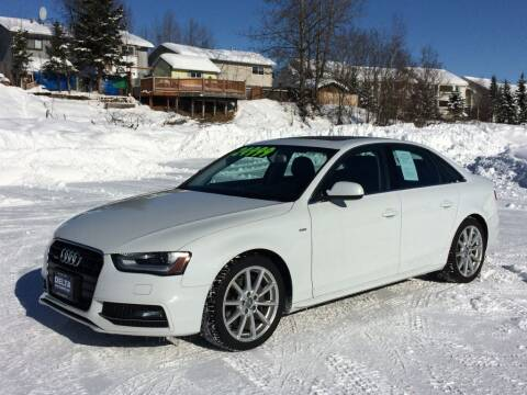 2016 Audi A4 for sale at Delta Car Connection LLC in Anchorage AK