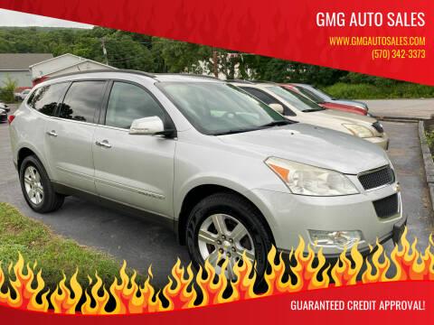 2009 Chevrolet Traverse for sale at GMG AUTO SALES in Scranton PA