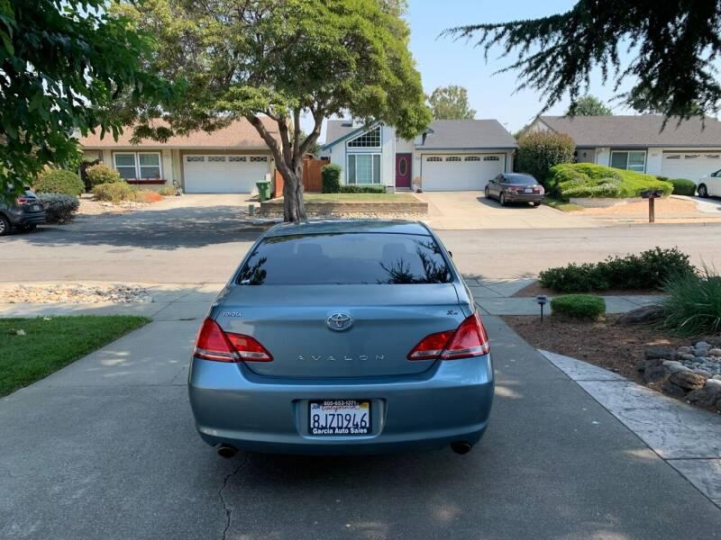 2007 Toyota Avalon XL 4dr Sedan - Fremont CA