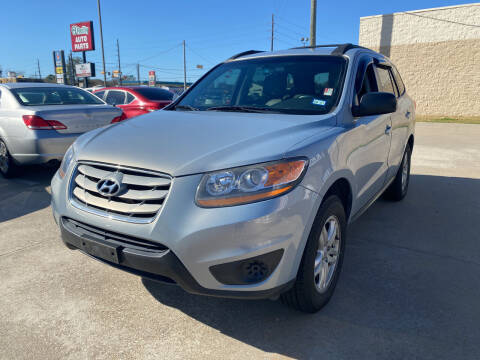 2010 Hyundai Santa Fe for sale at Houston Auto Gallery in Katy TX