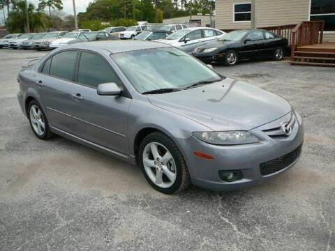 2006 Mazda MAZDA6 for sale at Friendly Finance Auto Sales in Port Richey FL