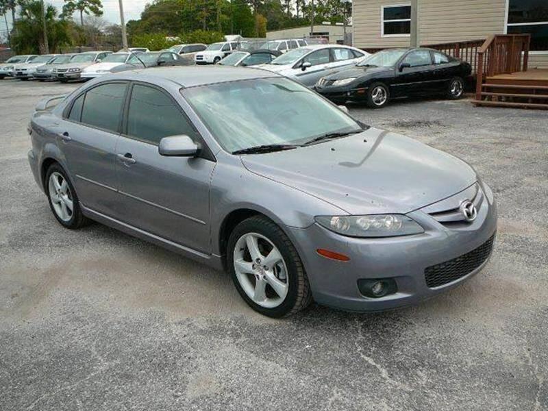 2006 Mazda MAZDA6 for sale at Friendly Finance Auto Sales in Port Richey FL