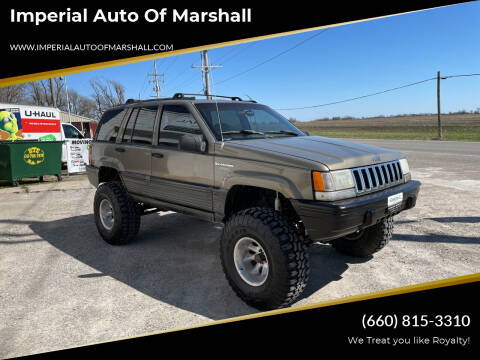 1995 Jeep Grand Cherokee for sale at Imperial Auto of Slater in Slater MO
