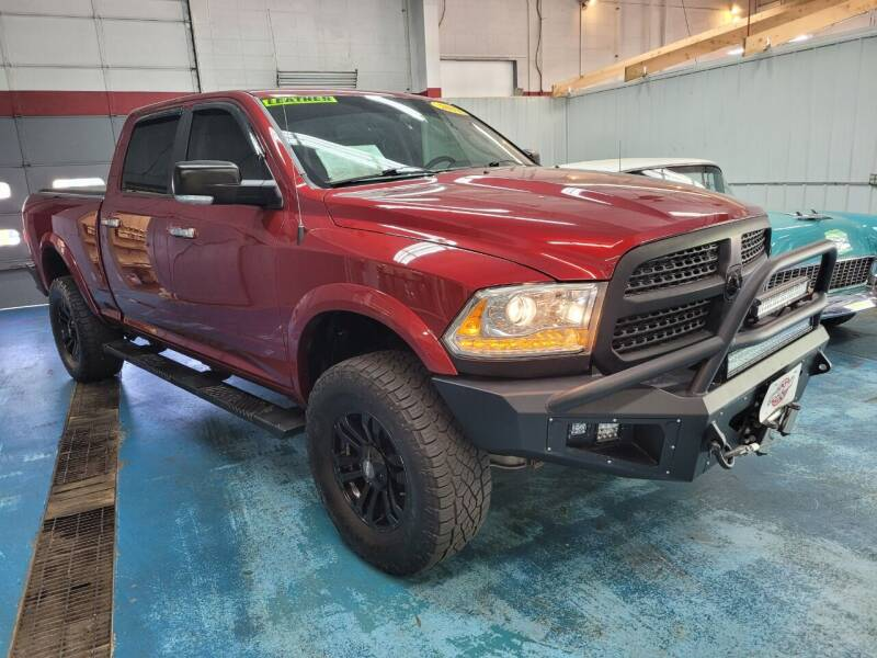 2014 RAM Ram Pickup 1500 for sale at Stach Auto in Janesville WI