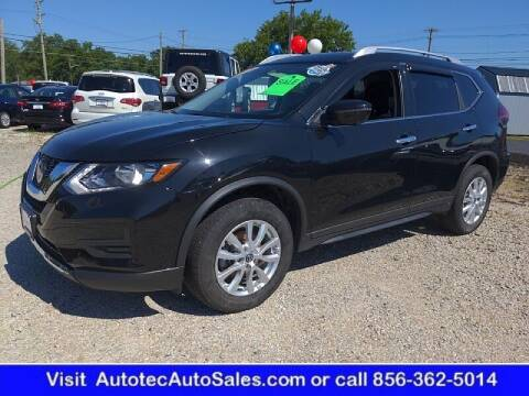 2018 Nissan Rogue for sale at Autotec Auto Sales in Vineland NJ