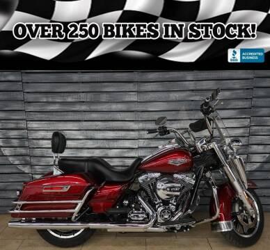 2016 Harley-Davidson Road King for sale at AZautorv.com in Mesa AZ