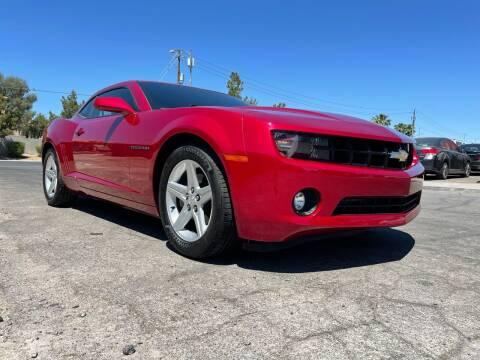 2012 Chevrolet Camaro for sale at Boktor Motors in Las Vegas NV