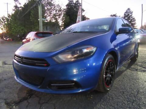 2014 Dodge Dart for sale at PRESTIGE IMPORT AUTO SALES in Morrisville PA