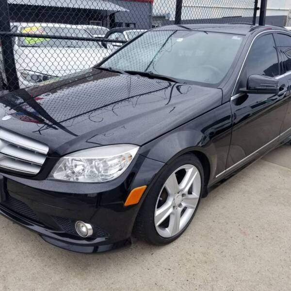 2010 Mercedes-Benz C-Class for sale at Newark Auto Sports Co. in Newark NJ