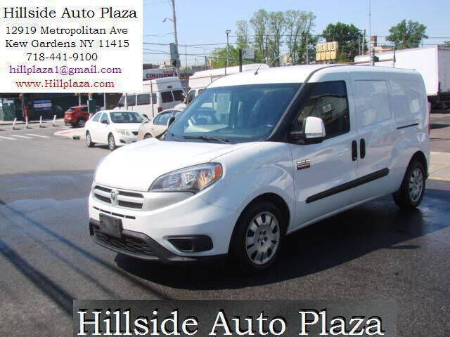 2017 RAM ProMaster City Cargo for sale at Hillside Auto Plaza in Kew Gardens NY