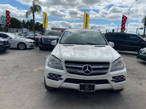 2011 Mercedes-Benz GL-Class for sale at America Auto Wholesale Inc in Miami FL