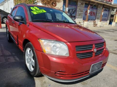 2008 Dodge Caliber for sale at USA Auto Brokers in Houston TX