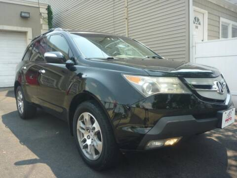 2008 Acura MDX for sale at Pinto Automotive Group in Trenton NJ