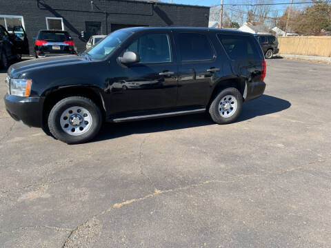 2014 Chevrolet Tahoe for sale at Car Now LLC in Madison Heights MI