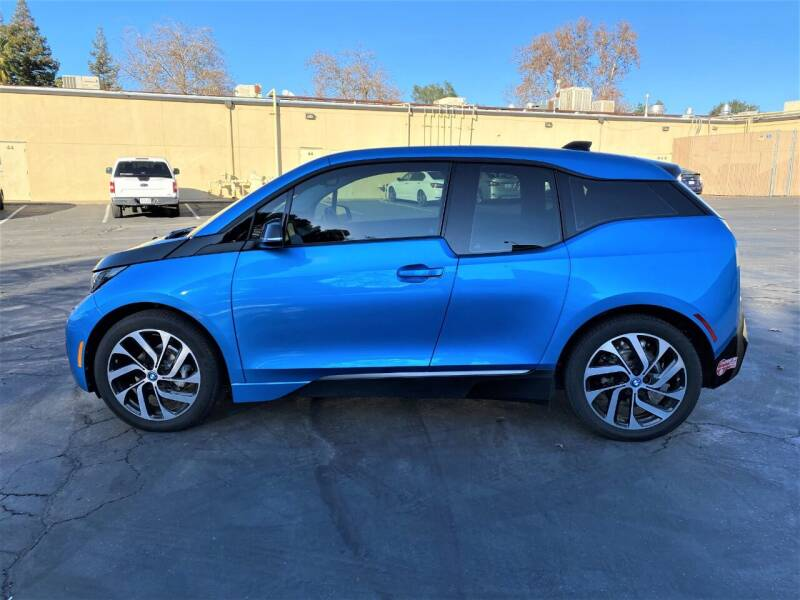 2017 BMW i3 for sale at TOP QUALITY AUTO in Rancho Cordova CA