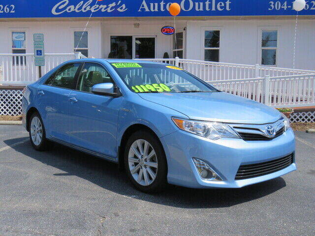 2012 Toyota Camry Hybrid for sale at Colbert's Auto Outlet in Hickory NC