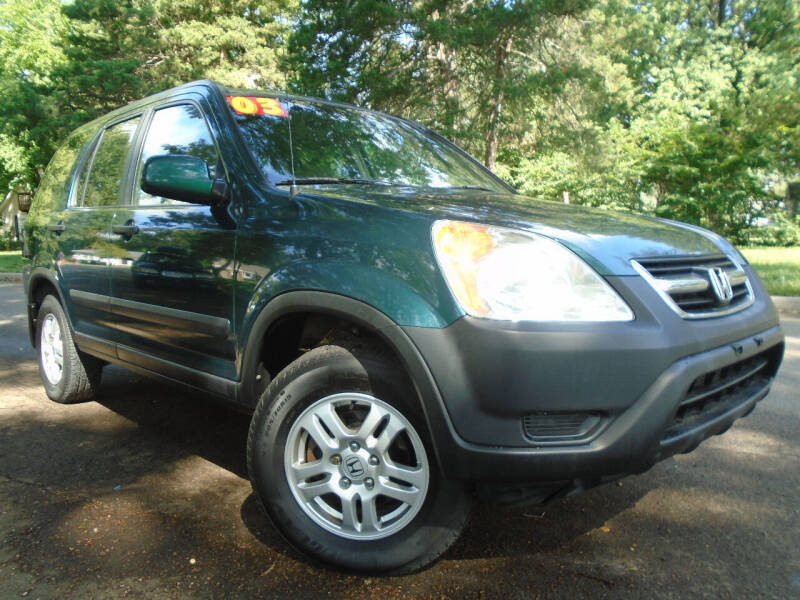 2003 Honda CR-V for sale at Sunshine Auto Sales in Kansas City MO