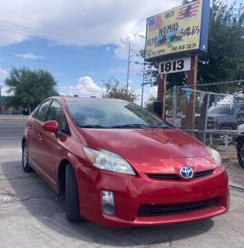2011 Toyota Prius for sale at Nomad Auto Sales in Henderson NV