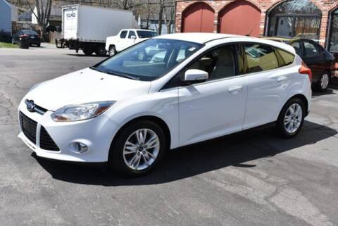 2012 Ford Focus for sale at Absolute Auto Sales, Inc in Brockton MA