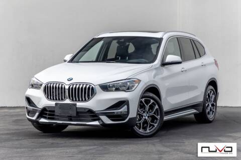2020 BMW X1 for sale at Nuvo Trade in Newport Beach CA