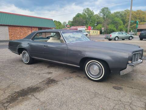 1969 Oldsmobile Delta Eighty-Eight for sale at Johnny's Motor Cars in Toledo OH